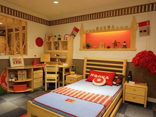 怎么样给孩子挑选家具?